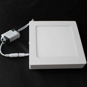 Đèn LED ốp trần nổi vuông 18w