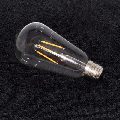 Bóng đèn led dây tóc Edison ST64 E27 ánh sáng vàng